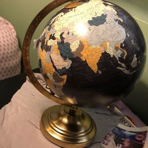 Other - a globe of the world 🌎